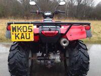 HONDA TRX 250 ROAD LEGAL QUAD ATV FARM 500 420 350 300