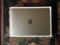 As new condition MacBook retina 12 boxed 256gb 8GB space grey 2015