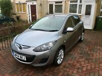 Mazda 2 Tamura Silver, 1 Owner, Full Service History, Great Condition.