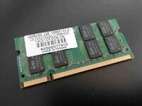 RAM Laptop SODIMM DDR2 2GB (1x2GB) PC2-6400 800MHz