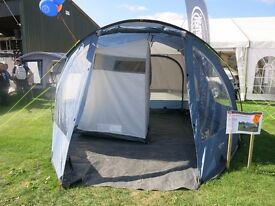 Ready for Summer - Traveller Drive Away Awning