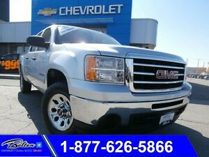 2013 GMC Sierra 1500 SLE 4x4 Crew Cab - Bluetooth & Accident Fre