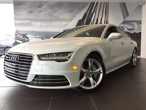 2016 Audi A7 3.0T PROGRESSIV CERTIFIÉ ONE INCLUS