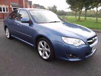 2009 4X4 SUBARU LEGACY 2.0 R 4dr AWD NEW FULL HISTORY NEW CLUTCH AMAZING CAR