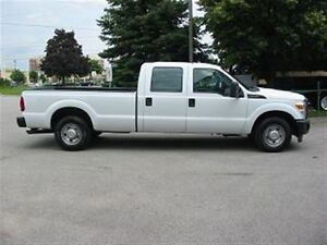 2015 Ford F-250 crewcab 2wd gas long box X 8
