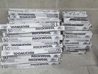 Rockwool fixing brackets for Rockwool firesafe insulation.