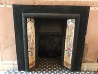 Victorian Fireplace Surround