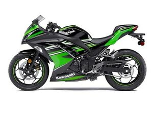 2016 Kawasaki Ninja 300 Kawasaki Racing Team Edition KRT