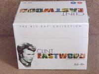 Bluray..Clint Eastwood.The Collection. BNIB Sealed.