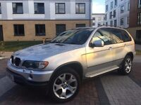 BMW X5 3.0 D M SPORT LOW MILEAGE PRIVATE PLATE INCLUDED PX WELCOME