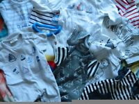 Bundle of Baby Boy Clothes from Next (Barely Worn)