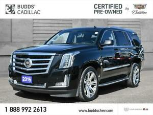 2015 Cadillac Escalade Premium DVD, ENT, HEADS UP DISPLAY, CE...