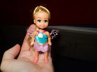 Small Girl Fairy Doll for sale