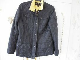 ladies Barbour Jacket size 12