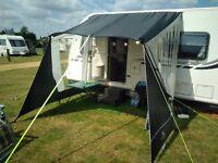 Caravan suncamp porch canopy/awning