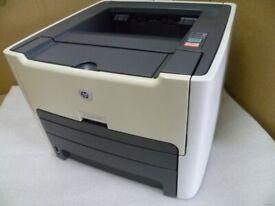HP 1320 A4 Mono Laser Printer - Black and white