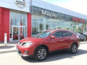 2015 Nissan Rogue SL AWD-1.9% FINANCING AVAILABLE  !! NAVIGATION