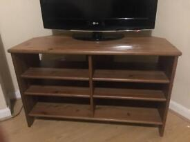 Large TV Corner Stand / Table