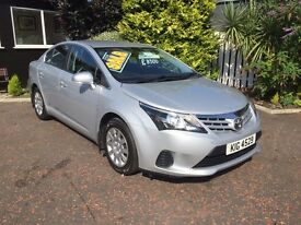 Toyota Avensis T2 D4D,Low Miles), Still under Warranty Full Toyota History,1 Owner,great order.