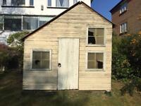 Children's play house/Wendy house