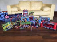 Boys Toys brand new unopened