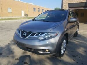 2011 Nissan Murano SV, AWD With Rear Camera, Accident Free