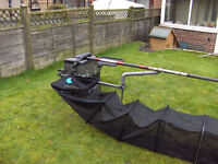 Pole Canal/River/Commercial Match Box + Off Box Side Tray/Spray bar/Carp & Silvers keep nets etc...
