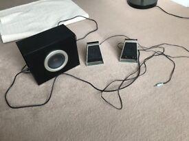 Altec lansing Computer or Home Speaker system