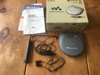 Sony Walkman D-EJ725