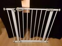 Hauck pressure fittings stair gate