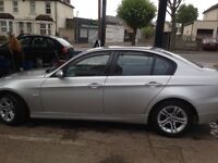Bmw320d ,2009 leather interior ,full service history