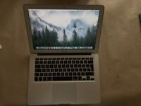 "Macbook Air 13"" 1.6ghz i5, 8gb RAM, 128gb Storage"