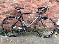 GIANT fcr 3 aluminium road bike bicycle shimano tiagra 27 speed