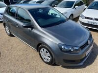 VOLKSWAGEN POLO 1.2 S 5DR PETROL MANUAL 2010* IDEAL FIRST CAR* CHEAP INSURANCE