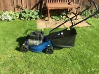 Challenge extreme petrol lawnmower