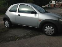 FORD KA 1.3 2002 VERY LOW MILEAGE 27800