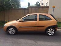 Selling Vauxhall Corsa 1.2 Good Condition Fresh MOT
