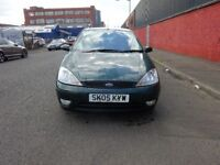 2005 FORD FOCUS PETROL,SERVICE HISTORY,DRIVE SPOT ON,FULL YEAR MOT ,3 OWNER,HPI CLEAR,