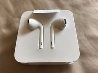 Apple EarPods with 3.5mm Headphone Plug (BRAND NEW FROM IPHONE 7 - UNOPENED)