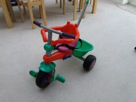 3-in-1 trike - Neutral colours