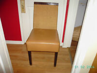 12 lloyd loom dinning chairs with original tag