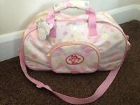 Zapf Creation Baby Annabell Travel Bag