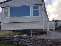 Brand new 2 bed static caravan on Ladram Bay Devon