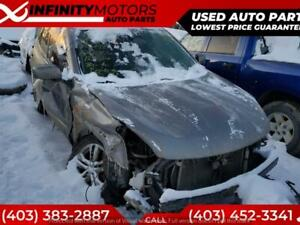 2012 NISSAN ROGUE FOR PARTS PARTING OUT CARS CAR PARTS