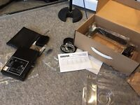 Shure PSM200 wireless in ear monitoring system never used