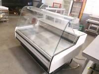 commercial over counter display fridge deli display fridge catering equipment