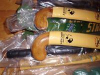 Junior Hockey Sticks (X15) + Large Holdall Bag & Balls