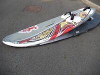 Windsurfing board Starboard Kode 103 litres Carbon