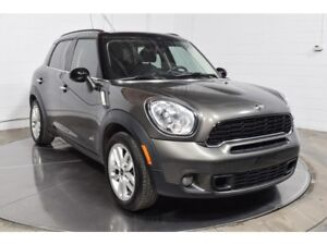 2014 MINI Cooper Countryman S ALL4 TOIT PANO CUIR