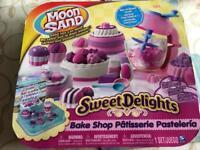 MoonSand Sweet Delights Bakery Shop
